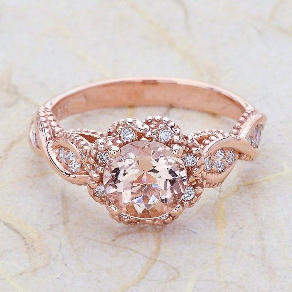 Wedding Trends Rose Gold Indian Ridge