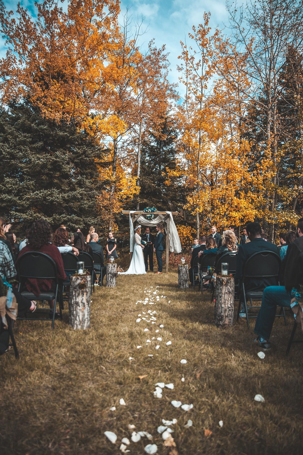 10 Ways to Personalize Your Wedding Indian Ridge Hudson Valley Wedding Venue
