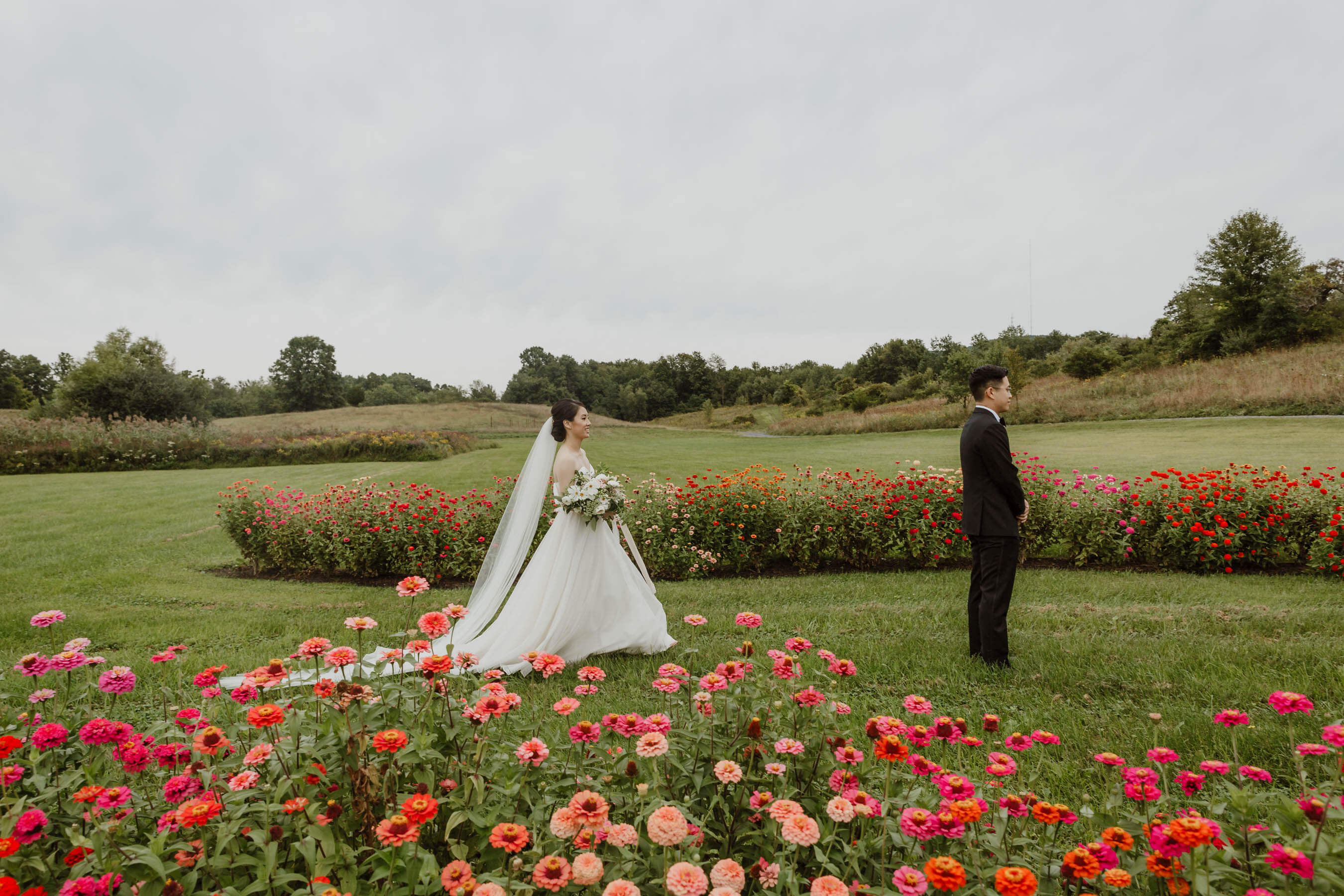 Hudson Valley Farm Weddings