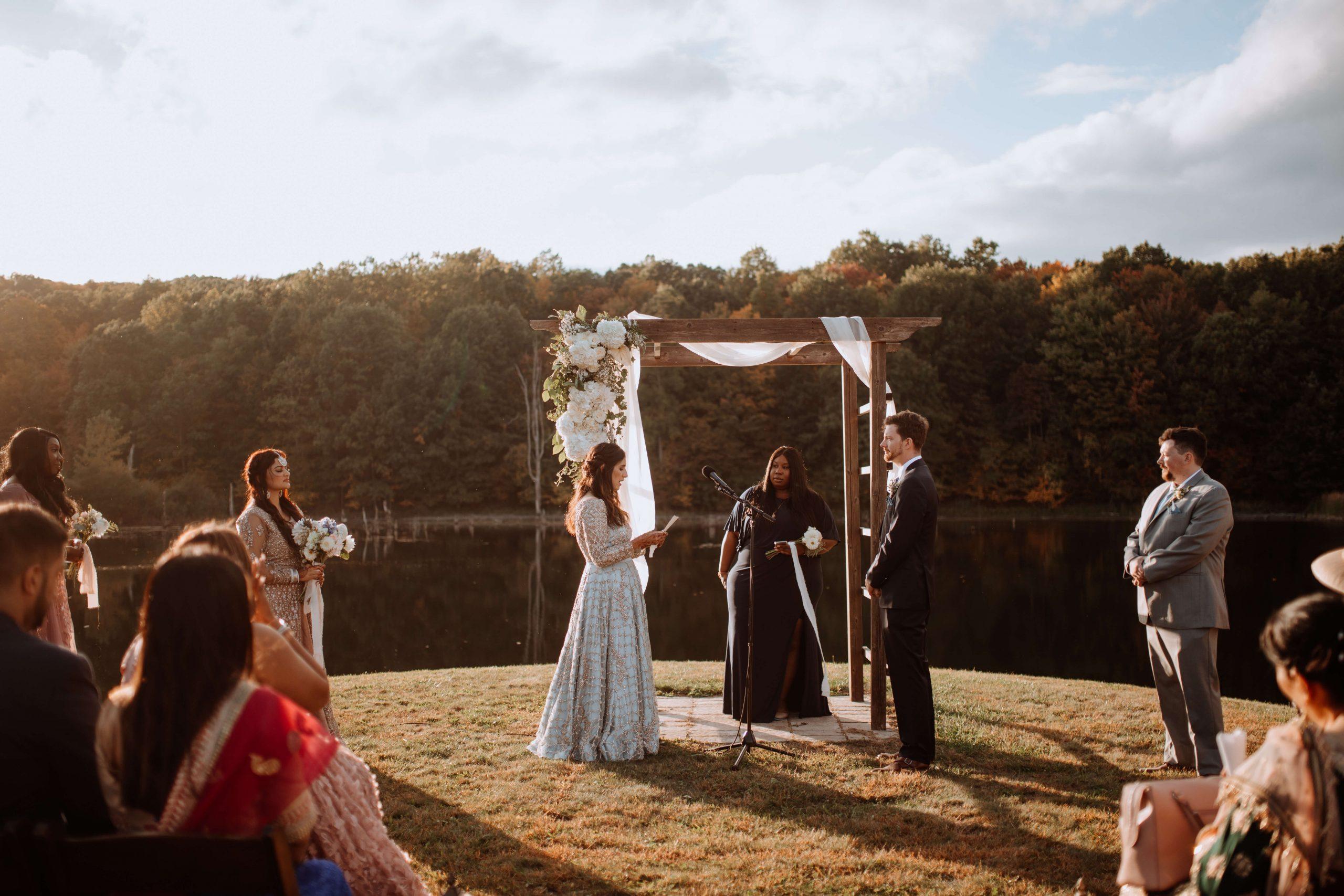 Hudson Valley Outdoor Wedding Venue