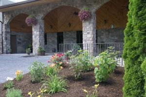 bldg_front_spring_planting